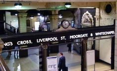 Baker Street Station | Baker Street (Part One) Tubes, Beatles & Lost Property | View from the ...