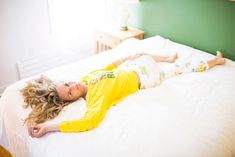 Some of the best yoga happens in bed: Colleen Saidman Yee shows you how | Well + Good