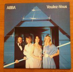 ABBA - Voulez-Vouz Vinyl LP - 1979 Atlantic -  Disco Dance - EXCELLENT Condition #ClassicRBDiscoFunkMotownSoul