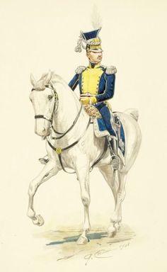 Colonnello del rgt. di fanteria polacca