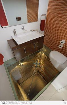 Insane bathroom.