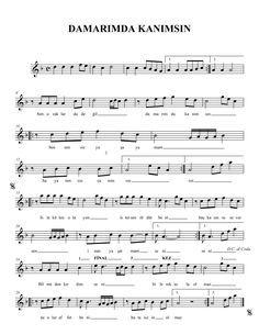 Film Muzikleri Notalari 3 Keyfi Muzik Muzik Notalari Muzik Film