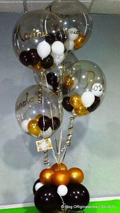 70th Birthday Parties, Grad Parties, Mom Birthday, Holiday Parties, Ballon Decorations, Balloon Centerpieces, Birthday Decorations, Balloons Galore, Balloon Arrangements