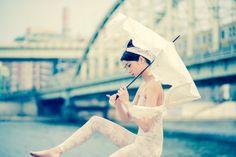 Coci la elle(コシラエル)ふたつとない出会いの手作り日傘