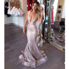 @jessicaburciaga playing dress up with us at our new LA store. We're obsessed with her in the Lucia Champagne gown.  #waltermendez #waltercollection #store  Call 213.947.3139 or email shop@WalterCollection.com to make an appointment.  Walter Mendez Store 939 South Hill Street #103 Los Angeles CA 90015 (at Walter Mendez Store)