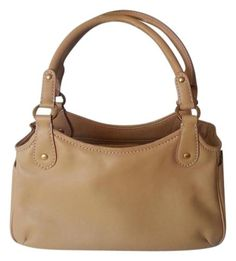St. John Handbag Camel Satchel. Save 57% on the St. John Handbag Camel Satchel! This satchel is a top 10 member favorite on Tradesy. See how much you can save