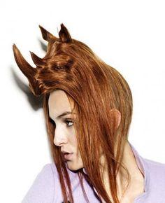 Wild at hair-t