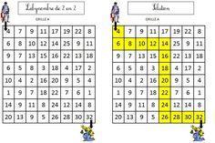 Les LABYNOMBRES: Autonomie en Maths | BLOG de Monsieur Mathieu NDL Cycle2 Grande section CP CE1