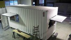 THE BOX BRAND 2015 | Custom Whitebox being built in the Box Workshop