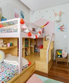 If you are looking for ideas for decorating a nursery room Neon Bedroom, Trendy Bedroom, Girls Bedroom, Kids Bedroom Designs, Kids Room Design, Bedroom Ideas, Creative Kids Rooms, Nursery Room, Kids Furniture