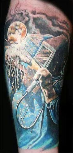 Welder This Could Be A Nice Tattoo Tattoos Pinterest