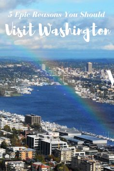When people are talking about Washington, the stereotype will generally lead you to think about the White House or the National Mall, both of which are in the nation's capital city, Washington DC. However, what about the other Washington…namely, the state of Washington? After reading this post, I am convinced you will want to visit Washington state as much as you want to explore the history and culture in DC!