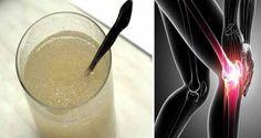 Un articol de Petrut     Urmatorul remediu intareste structura osoasa si regenereaza articulatiile genunchilor, redandu-le mobilitatea.     Potrivit medicilor, postura corporala incorecta este una dintre principalele cauze ale durerilor de spate, de articulatii si de membre. Aceste probleme Arthritis Remedies, Sore Muscles, Good To Know, Glass Of Milk, Natural Remedies, Food And Drink, Health Fitness, Healthy Recipes, Healthy Food
