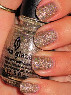 China Glaze- I'm Not Lion
