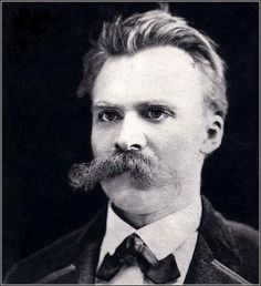 """""""Whoever fights monsters should see to it that in the process he does not become a monster. And if you gaze long enough into an abyss, the abyss will gaze back into you.""""  ― Friedrich Nietzsche"""