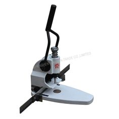 97.22$  Watch here - http://ali7wx.worldwells.pw/go.php?t=32733046305 - 2PC QY-T30 hole-punches manual single Hole Punching Machine for Paper, PP PVC Plastic bags, Cloth Punching machine 97.22$