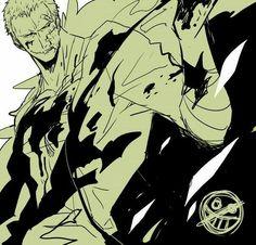 Doflamingo, One Piece One Piece Zeichnung, Sir Crocodile, One Piece Drawing, 0ne Piece, Manga Anime, Drawings, Artwork, Joker, Duffy