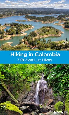 Explore the diversity of nature in South America while challenging yourself with these 7 destinations for incredible hiking in Colombia.