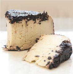 Italian artisan cheese-TESTUN OCELLI AL BAROLO.  Ocelli Cuisie