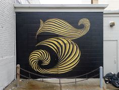Typeverything.com -5 Points mural byLuke...