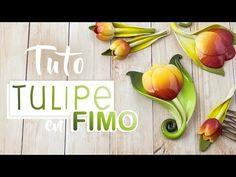 • TUTO FIMO - Broche Tulipe ⎪ Fancy Puppet