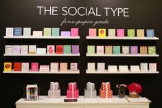 National Stationery Show 2013, Part 6 - The Social Type