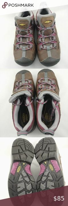 KEEN 1009875 WOMEN/'S ATLANTA COOL ESD BROWN LEATHER SHOES NEW IN BOX