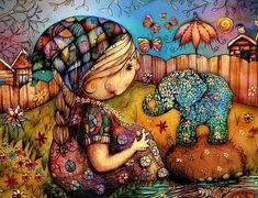 Ilustración de Karin Taylor