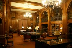 Sanborn Library at Dartmouth College. Oh, this place was Heaven to me. And they serve tea and cookies at 4pm every day!