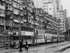Causeway Bay 80s  #PhotojournalismChina