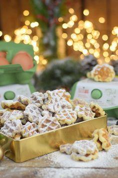 Spekulatius Waffelplaetzchen - Speculoos Waffle Christmas Cookies (18)