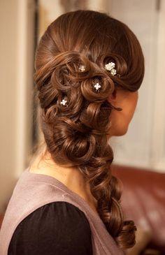 Awe Inspiring 1000 Images About Hair Styles On Pinterest Winter Wedding Short Hairstyles For Black Women Fulllsitofus