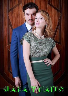 Clara y Mateo - Página 7 - Foro Velvet - Series de televisión