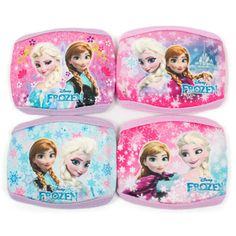 Disney Frozen Kids Face Mask Prevent Cold Infection Fashion Child Girls Pink