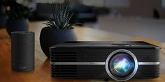 Home theater projectors with WiFi, Bluetooth and Alexa. Home theater projectors with WiFi, Bluetooth and Alexa. Projector Price, Projector Reviews, Home Cinema Projector, Home Theater Projectors, Generation Game, Digital Projection, Digital Light, Google Voice, Baby Born