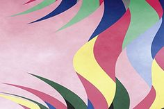 Poster Kunstdruck oder Leinwand-Bild Artland Wandbild fertig aufgespannt auf Keilrahmen Christine Bässler Muster 2016 014 in…