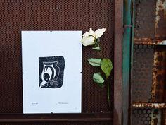 Instagram Square, Printmaking, Rose, Home Decor, Room Decor, Roses, Printing, Graphics, Home Interior Design