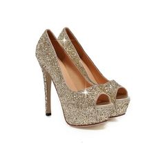 4a2aaee9d9 Sunshine on a cloudy day - small size glitter heels. UK petite high heels  for ladies with small sized feet! Forbidden heels offers a wide variety ...