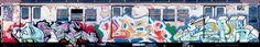 Daze Bus Zeph NYC subway graffiti