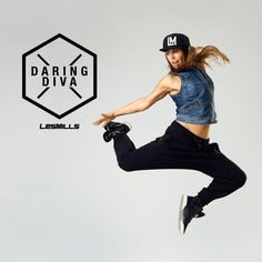 Rachael Newsham represents the ultimate Daring Diva. Can you rival her style? Enter the Les Mills Ladies contest to win some sweet #Reebok gear!