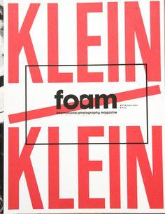 Views & Reviews Retrospective Willam Klein Foam Magazine Photography http://bintphotobooks.blogspot.nl/2015/03/views-reviews-retrospective-willam.html