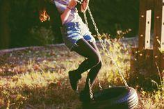 Tire Swings <3