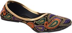 Rising Sun Jutis - Buy Multicolor Color Rising Sun Jutis Online at Best Price - Shop Online for Footwears in India | Flipkart.com