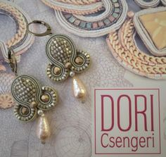 """""""My earrings arrived. They look just perfect!!! thanks..."""" #doricsengeri…"""