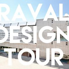 New at the Hotel! A tailor-made tour led by locals and experts in design & architecture! Try it! #brummelldesigntour @bcndesigntours