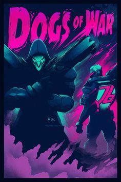 Overwatch Dogs of War