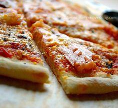 New Pizza, Taco Pizza, Pizza Hut, Pate A Pizza Fine, Beignets, Quesadilla, Hawaiian Pizza, Flan, Hot Dog Buns