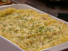 Creamy Mashed Potatoes via Pioneer Woman