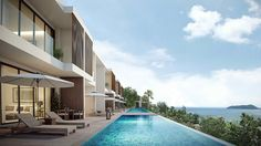 60 sq m 1 Bedroom Ocean View Condo for Sale in Patong Beach. Situated on the hill side overlooking Patong bay, this great compound offers a tranquil atmosphere with easy direct access to Patong beach, Patong town and Jungceylon shopping center. Several units available and price start from ฿3,900,000.