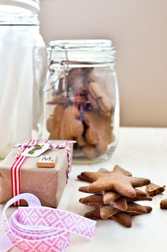 rye gingebread cookies (recipe from scandiefoodie.blogspot.com)